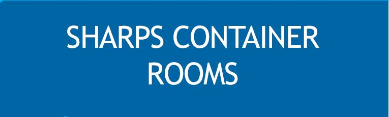 Sharps Container Rooms